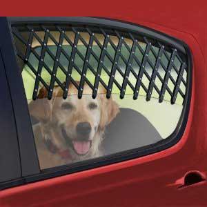 dog car grate